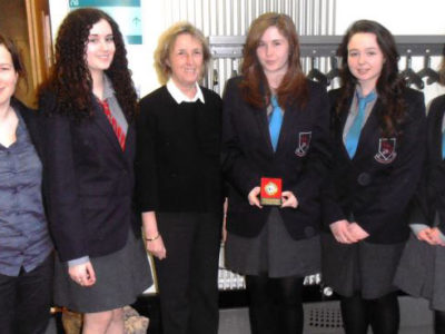 Heywood Student wins award at French Debate