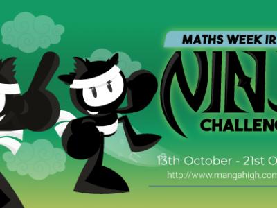 Manga High Maths Challenge