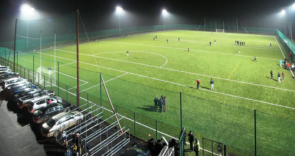 All Weather Pitch Installation