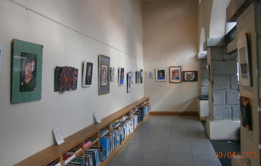 Heywood School Portrait Exhibition