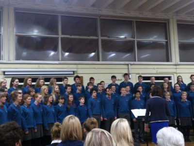 Heywood Choirs perform well in Kilkenny Music Festival